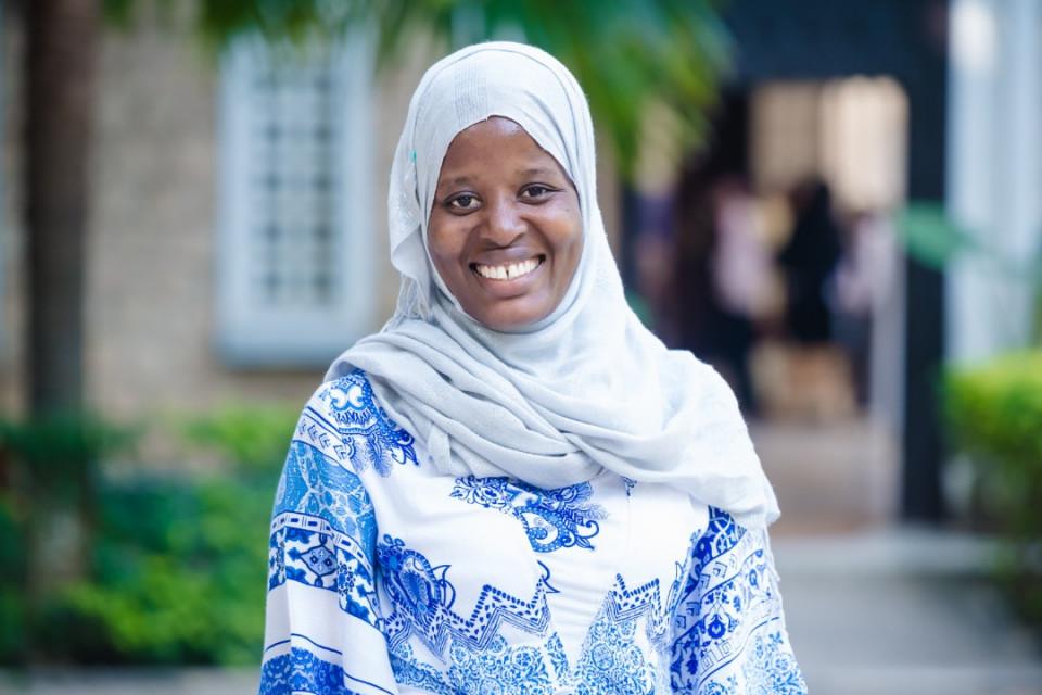 Fatuma Ahmad, Zanzibar Representative & Childline Zanzibar Manager