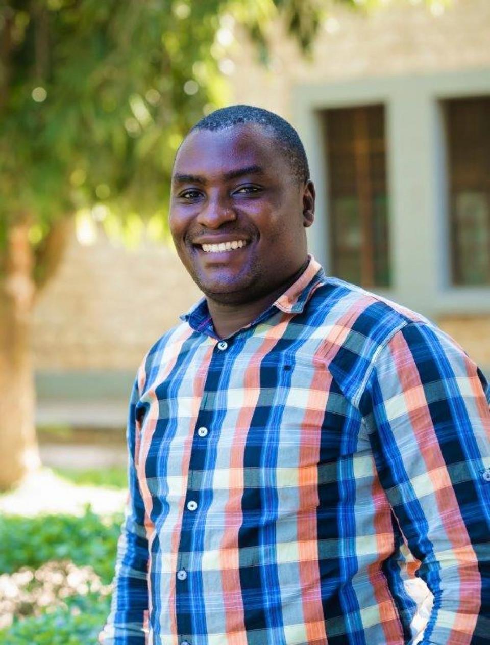Michael Marwa, Director National Child Helpline