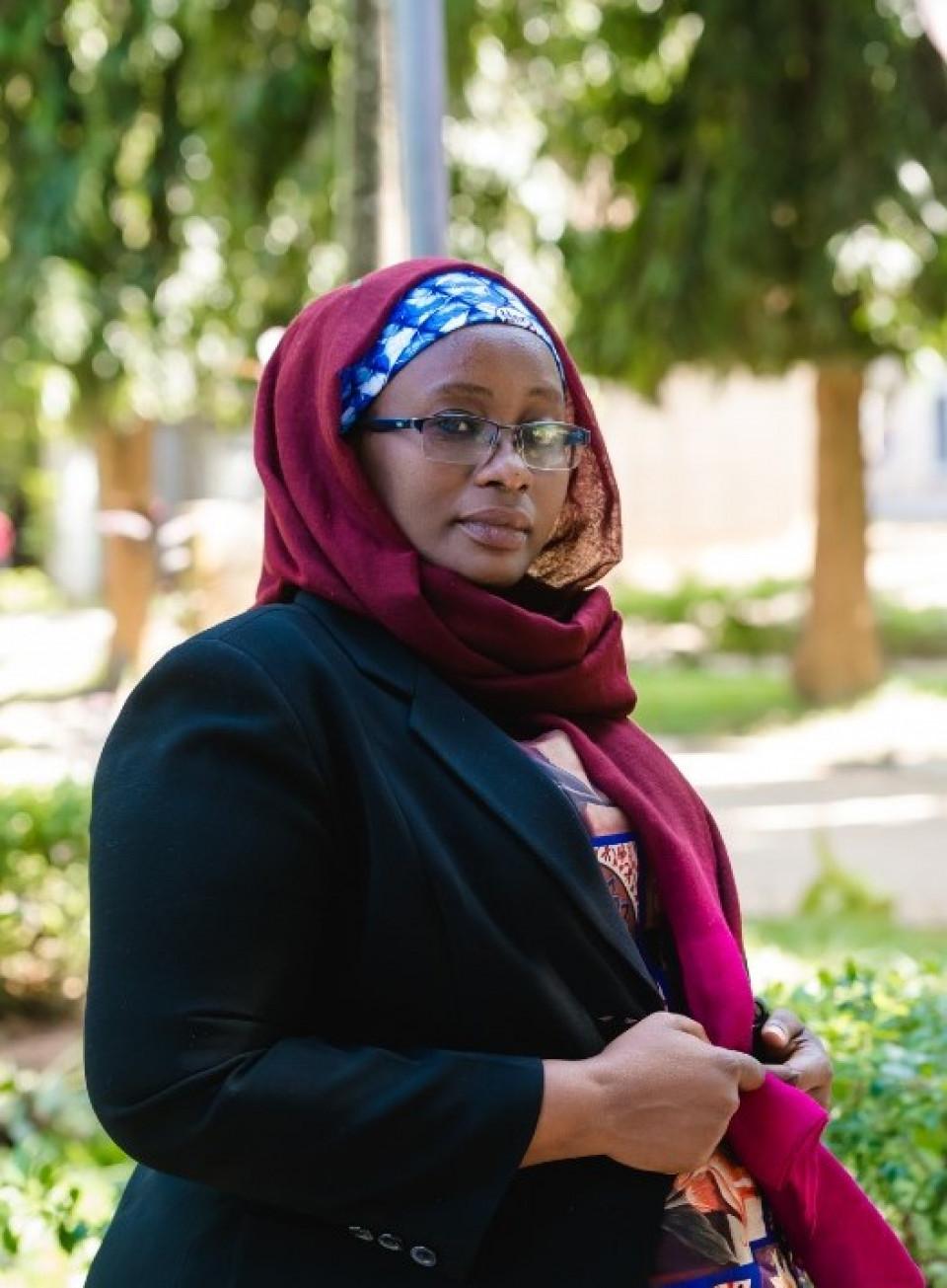 Jane Haule, Project Officer, Msalala Shinyanga